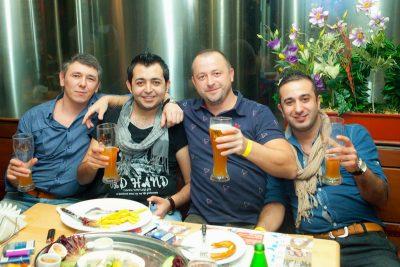 Чи-Ли, 25 февраля 2012 - Ресторан «Максимилианс» Казань - 30