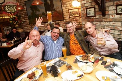 «Чиж & Co», 12 ноября 2010 - Ресторан «Максимилианс» Казань - 09
