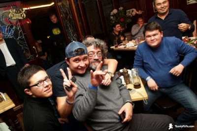 «Чиж & Co», 12 ноября 2010 - Ресторан «Максимилианс» Казань - 13