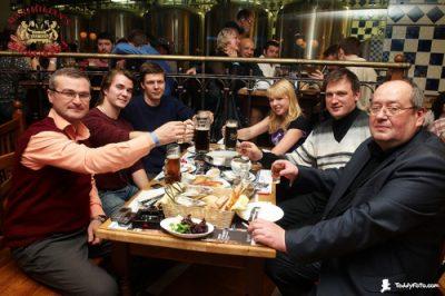 «Чиж & Co», 12 ноября 2010 - Ресторан «Максимилианс» Казань - 16