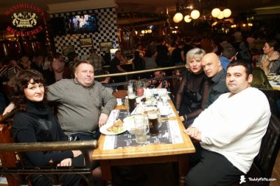 «Чиж & Co», 12 ноября 2010 - Ресторан «Максимилианс» Казань - 18