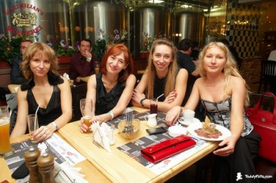 «Чиж & Co», 12 ноября 2010 - Ресторан «Максимилианс» Казань - 19