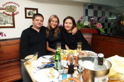 «Чиж & Co», 12 ноября 2010 - Ресторан «Максимилианс» Казань - 20