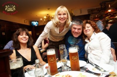 «Чиж & Co», 12 ноября 2010 - Ресторан «Максимилианс» Казань - 30