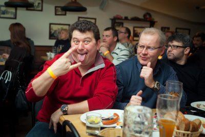 «Чиж & Co», 20 января 2012 - Ресторан «Максимилианс» Казань - 09