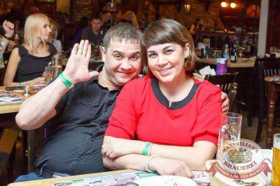 День космонавтики: удачная посадка! 15 апреля 2016 - Ресторан «Максимилианс» Казань - 31