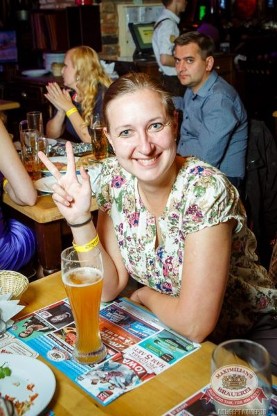 День пивовара, 13 июня 2015 - Ресторан «Максимилианс» Казань - 25