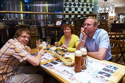 День радио, 8 мая 2011 - Ресторан «Максимилианс» Казань - 06
