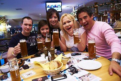 День радио, 8 мая 2011 - Ресторан «Максимилианс» Казань - 10