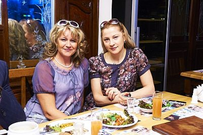 День радио, 8 мая 2011 - Ресторан «Максимилианс» Казань - 16