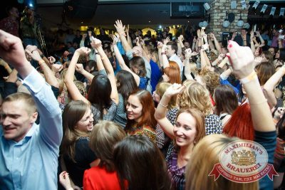 День рождения Бим-Радио. Специальные гости: ВИА «Волга-Волга», 20 ноября 2015 - Ресторан «Максимилианс» Казань - 22
