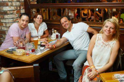 День рождения Maximilian's — A'Studio, 27 июня 2013 - Ресторан «Максимилианс» Казань - 16