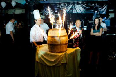 День рождения ресторана + «Градусы», 21 июля 2011 - Ресторан «Максимилианс» Казань - 12