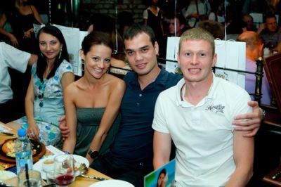 День рождения ресторана + «Градусы», 21 июля 2011 - Ресторан «Максимилианс» Казань - 20