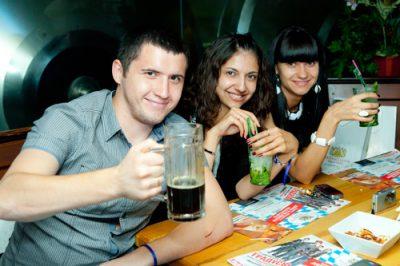 День рождения ресторана + «Градусы», 21 июля 2011 - Ресторан «Максимилианс» Казань - 22