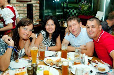День рождения ресторана + «Градусы», 21 июля 2011 - Ресторан «Максимилианс» Казань - 24