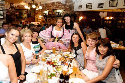 День рождения ресторана + «Градусы», 21 июля 2011 - Ресторан «Максимилианс» Казань - 30