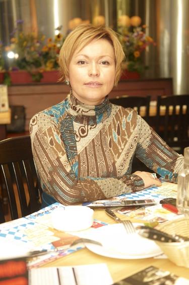 День рождения журнала «First Key», 7 октября 2010 - Ресторан «Максимилианс» Казань - 01