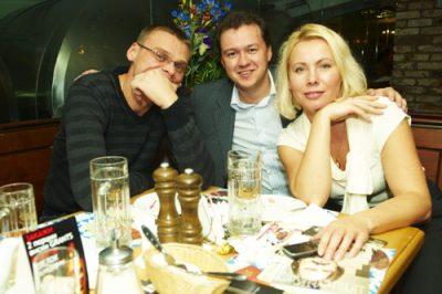 День рождения журнала «First Key», 7 октября 2010 - Ресторан «Максимилианс» Казань - 02