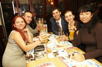 День рождения журнала «First Key», 7 октября 2010 - Ресторан «Максимилианс» Казань - 06