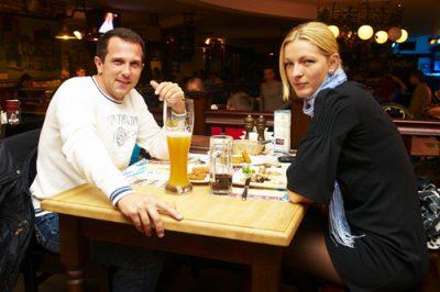 День рождения журнала «First Key», 7 октября 2010 - Ресторан «Максимилианс» Казань - 12