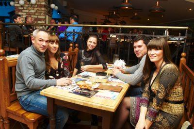 День рождения журнала «First Key», 7 октября 2010 - Ресторан «Максимилианс» Казань - 14