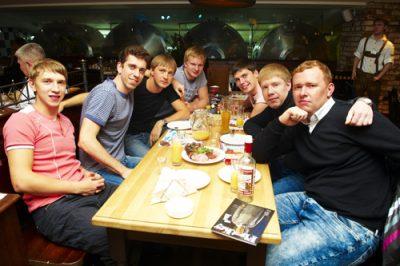 День рождения журнала «First Key», 7 октября 2010 - Ресторан «Максимилианс» Казань - 15