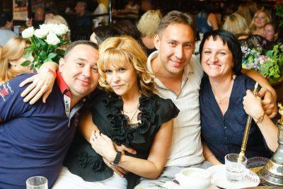 День Строителя, 9 августа 2013 - Ресторан «Максимилианс» Казань - 26