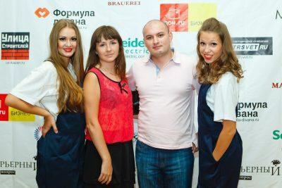 День Строителя VS группа «Волга-Волга», 14 августа 2012 - Ресторан «Максимилианс» Казань - 05
