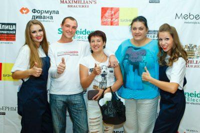 День Строителя VS группа «Волга-Волга», 14 августа 2012 - Ресторан «Максимилианс» Казань - 06