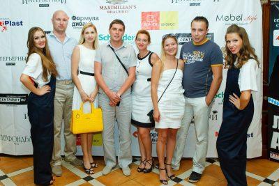 День Строителя VS группа «Волга-Волга», 14 августа 2012 - Ресторан «Максимилианс» Казань - 13