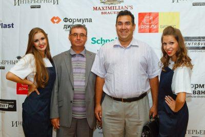 День Строителя VS группа «Волга-Волга», 14 августа 2012 - Ресторан «Максимилианс» Казань - 14
