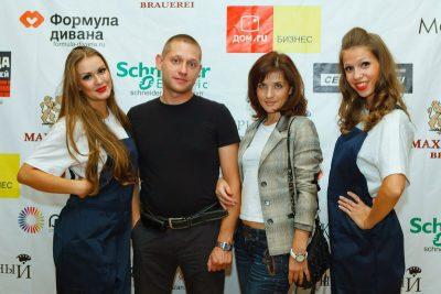 День Строителя VS группа «Волга-Волга», 14 августа 2012 - Ресторан «Максимилианс» Казань - 15