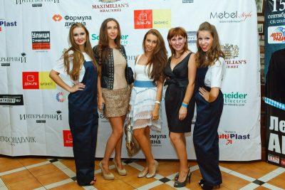 День Строителя VS группа «Волга-Волга», 14 августа 2012 - Ресторан «Максимилианс» Казань - 17