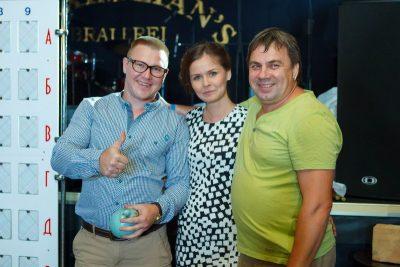 День Строителя VS группа «Волга-Волга», 14 августа 2012 - Ресторан «Максимилианс» Казань - 19