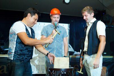 День Строителя VS группа «Волга-Волга», 14 августа 2012 - Ресторан «Максимилианс» Казань - 20