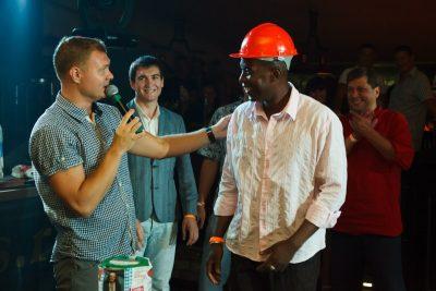 День Строителя VS группа «Волга-Волга», 14 августа 2012 - Ресторан «Максимилианс» Казань - 22