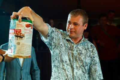 День Строителя VS группа «Волга-Волга», 14 августа 2012 - Ресторан «Максимилианс» Казань - 23