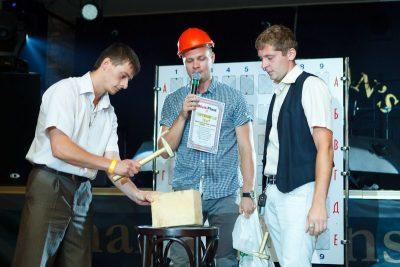 День Строителя VS группа «Волга-Волга», 14 августа 2012 - Ресторан «Максимилианс» Казань - 24