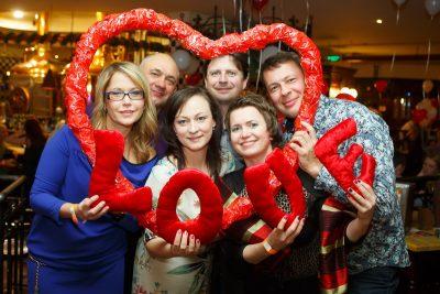 День всех влюблённых, 14 февраля 2013 - Ресторан «Максимилианс» Казань - 01