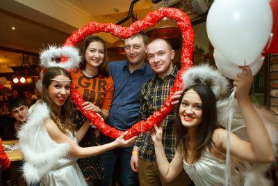 День всех влюблённых, 14 февраля 2013 - Ресторан «Максимилианс» Казань - 02