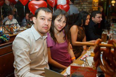 День всех влюблённых, 14 февраля 2013 - Ресторан «Максимилианс» Казань - 08
