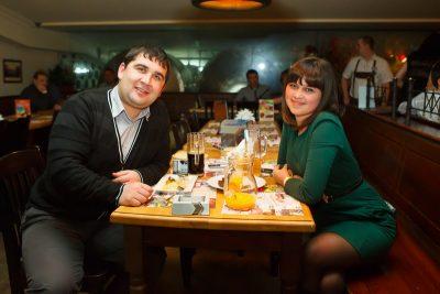 День всех влюблённых, 14 февраля 2013 - Ресторан «Максимилианс» Казань - 11