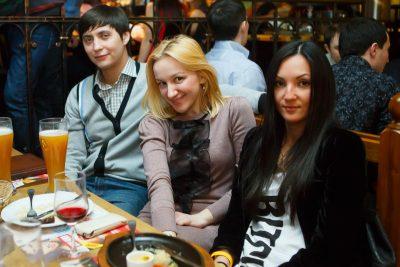 День защитника Отечества, 22 февраля 2013 - Ресторан «Максимилианс» Казань - 13