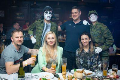 День защитника Отечества, 22 февраля 2020 - Ресторан «Максимилианс» Казань - 51