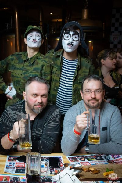 День защитника Отечества, 22 февраля 2020 - Ресторан «Максимилианс» Казань - 55