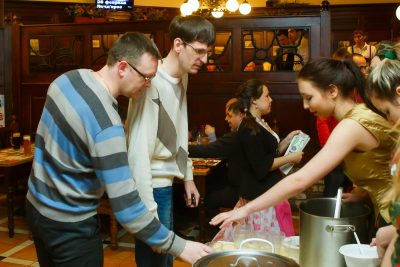 День защитника Отечества, 23 февраля 2013 - Ресторан «Максимилианс» Казань - 02