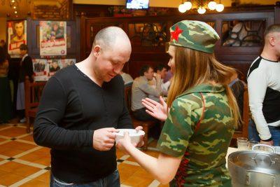 День защитника Отечества, 23 февраля 2013 - Ресторан «Максимилианс» Казань - 03