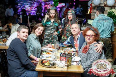 День защитника Отечества, 23 февраля 2018 - Ресторан «Максимилианс» Казань - 00032