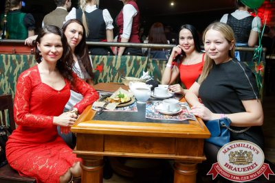 День защитника Отечества, 23 февраля 2018 - Ресторан «Максимилианс» Казань - 00060